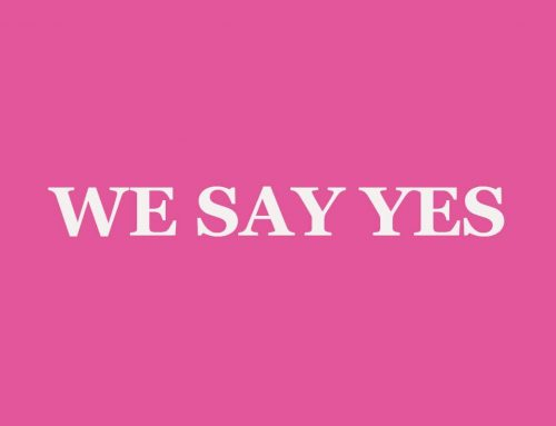 We Say Yes