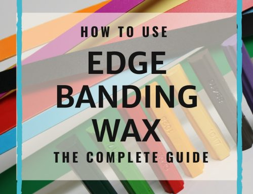 How To Use Edge Banding Wax: The Complete Guide